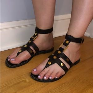 Tory Burch Briza Gladiator Sandals size 8.5